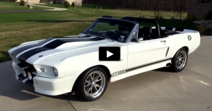 ford mustang shelby eleanor convertible