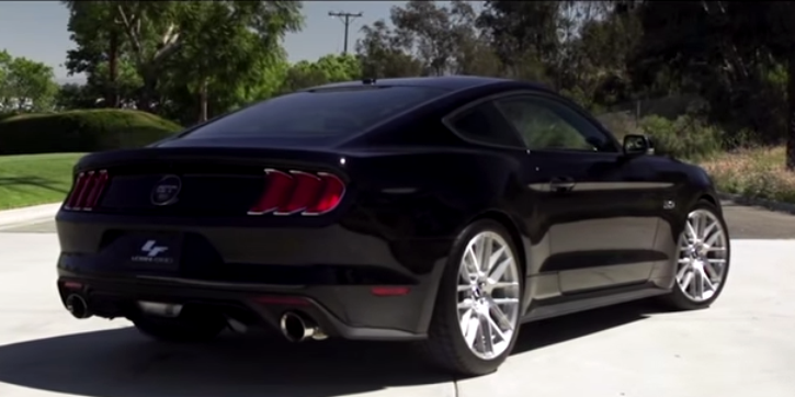 ford mustang gt muscle car