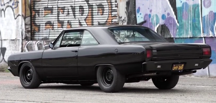 SINISTER DODGE DART - MUSCLE CAR WITH IDENTITY | HOT CARS