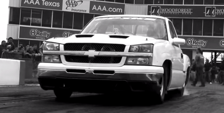 twin turbo chevy truck