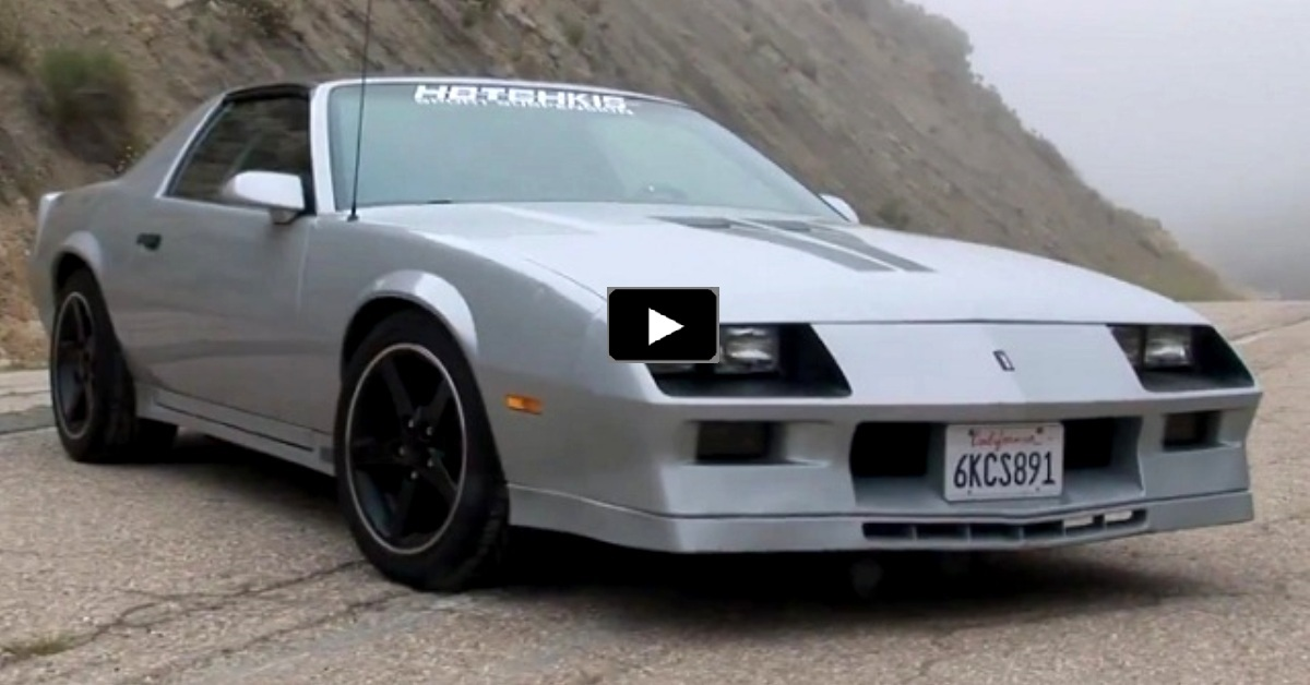 modified 1982 chevy camaro z28  HOT CARS