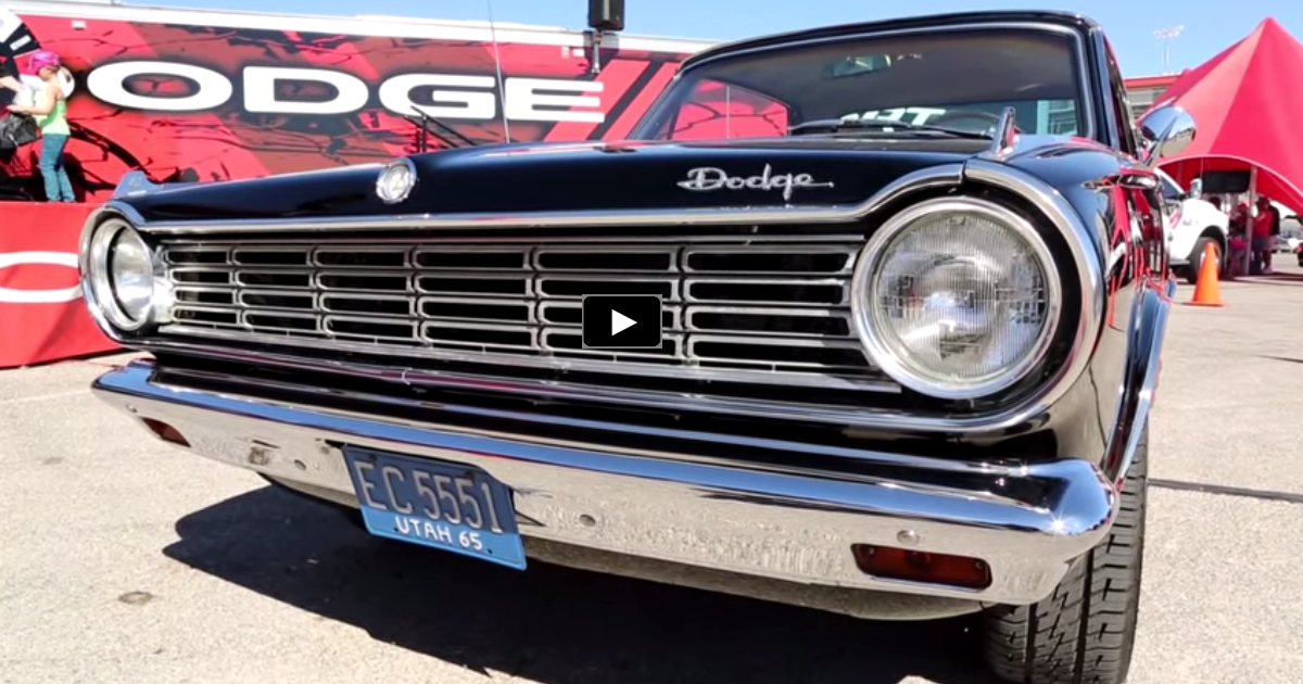 1965 dodge dart on hot cars
