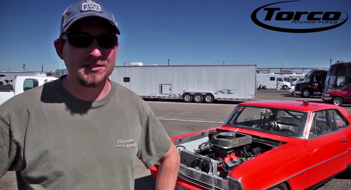 chevy nova dragster on hot cars