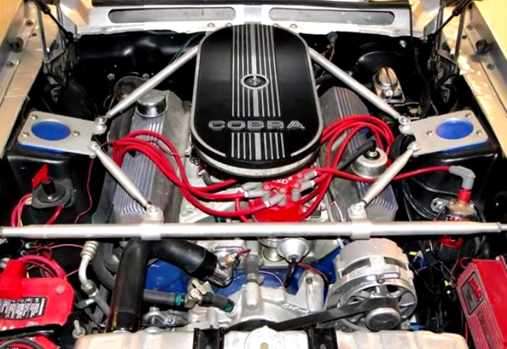 1967 ford mustang gt500 eleanor replica