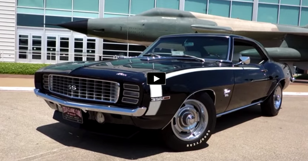 69 CHEVY CAMARO SS L89 | ULTIMATE MUSCLE CAR | HOT CARS