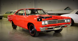 1969 plymouth road runner a12 on hot cars