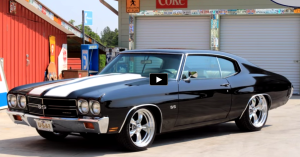 1970 chevrolet chevelle ss on hot cars