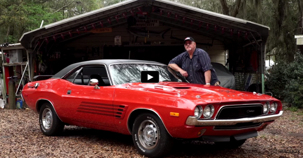 1973 DODGE CHALLENGER | ICONIC MOPAR MUSCLE CARS | HOT CARS