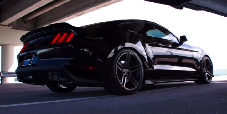2015 ford mustang gt custom muscle car