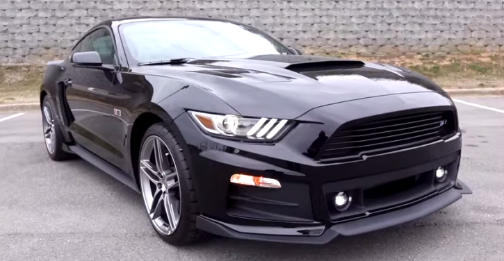 2015 ford mustang roush stage 2 on hot cars