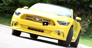 2015 ford mustang sherrod gt on hot cars