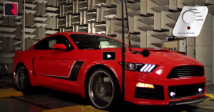 2015 ford mustang roush performance active exhaust