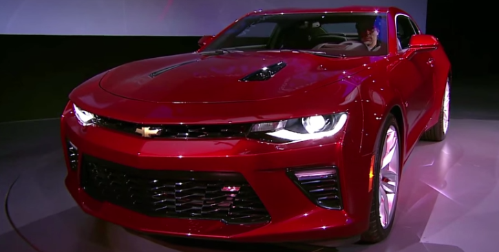 new 2016 chevy camaro full video review