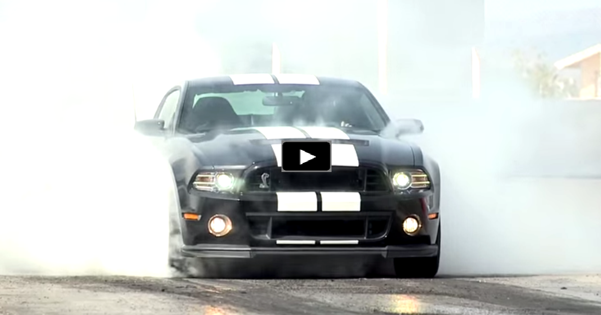 Shelby Mustang Launch Control.html | Autos Post