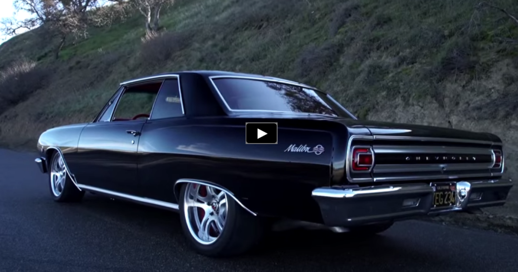 Old Chevy Muscle Cars. Stunning Vintage Chevrolet Show Cars ...