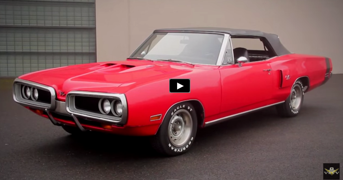 1970 dodge coronet rt 440 convertible