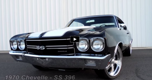 numbers matching 1970 chevy chevelle ss restomod