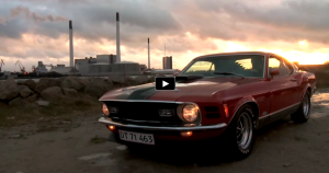 original 1970 ford mustang mach 1 on hot cars