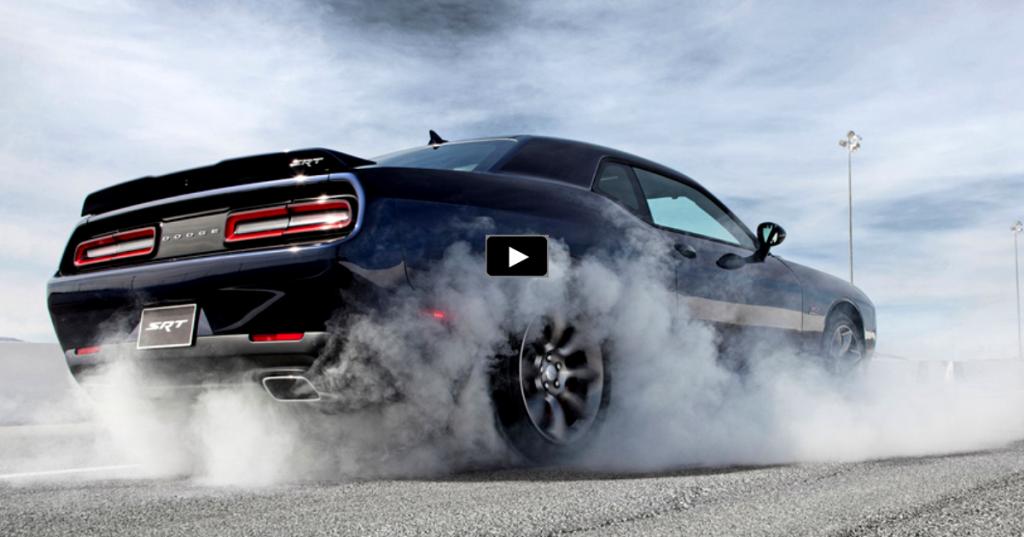 2015 Dodge Challenger Hellcat For Sale >> BRUTAL HELLCAT CHALLENGER BORLA CATBACK EXHAUST | HOT CARS