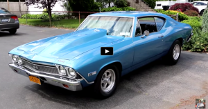 big block 1968 Chevy chevelle ss