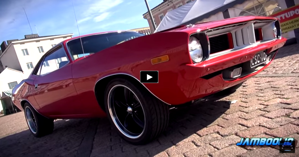 1972 plymouth cuda 440 six barrel on hot cars