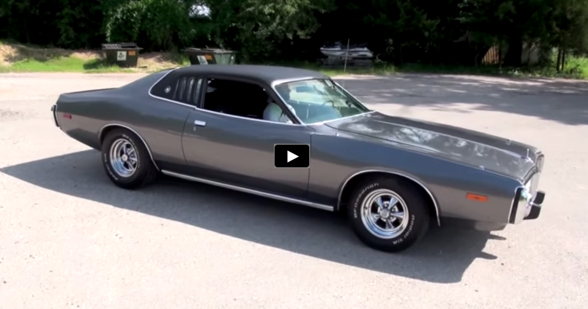 1973 dodge charger se 440 numbers matching