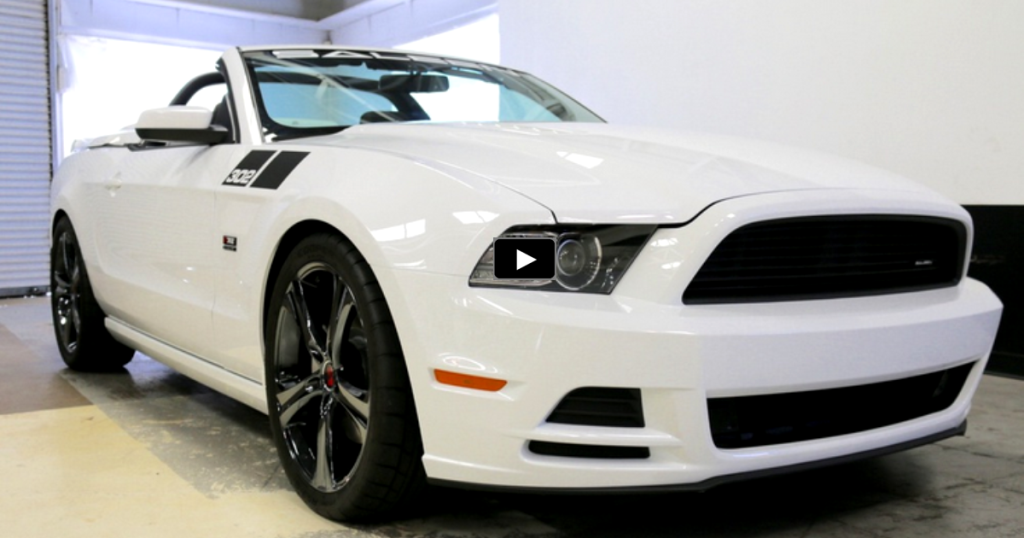 2014 saleen mustang for autos weblog. Black Bedroom Furniture Sets. Home Design Ideas
