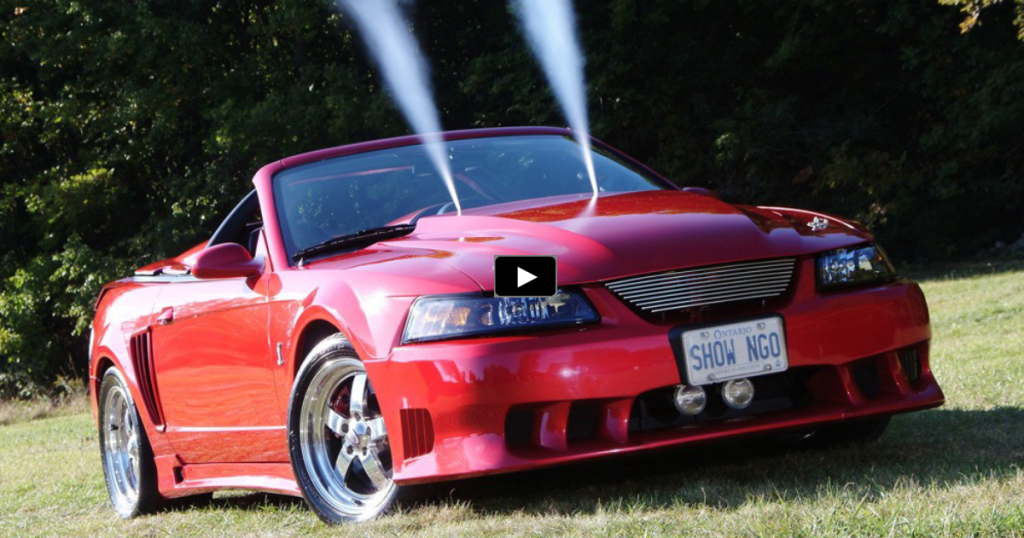 The Fastest Svt Built Ford Mustang Muscle Cars Hot Cars