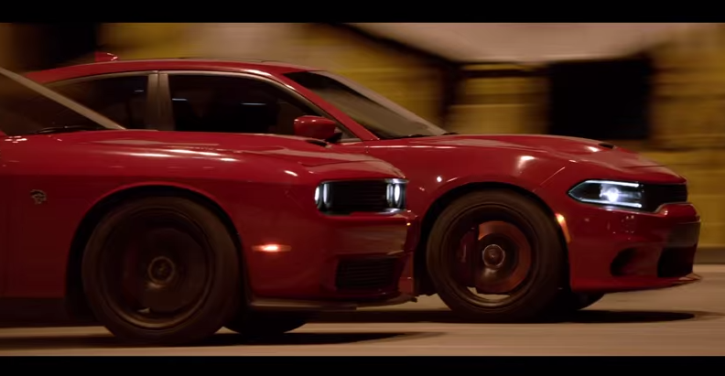 dodge hellcat challenger charger tv commercial
