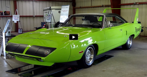 1970 plymouth hemi superbird restoration