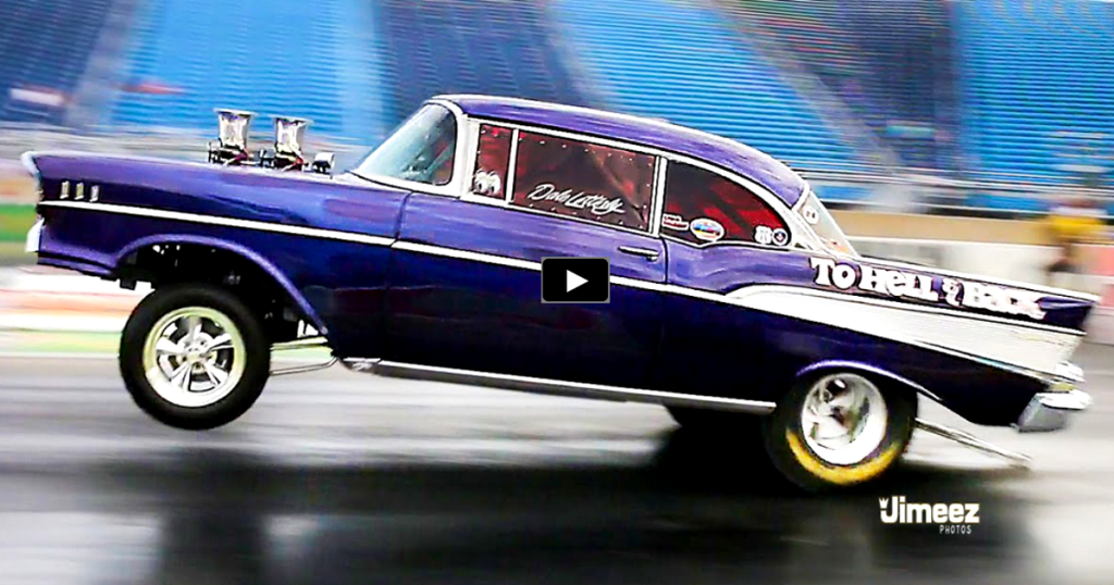 COOL STREET LEGAL 1957 CHEVY WHEELSTANDER | HOT CARS