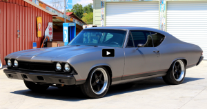 ls3 powered 1968 chevy chevelle pro touring