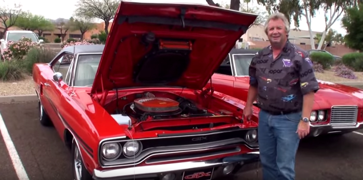 red 1970 plymouth gtx 440 six pack