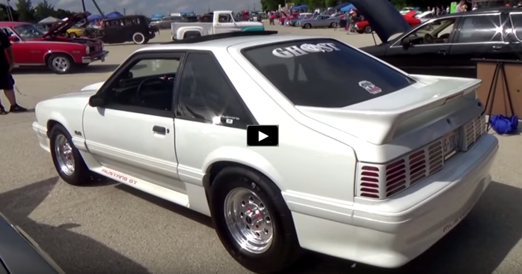 Cool Custom 600hp 1991 Ford Mustang Cobra Gt Hot Cars