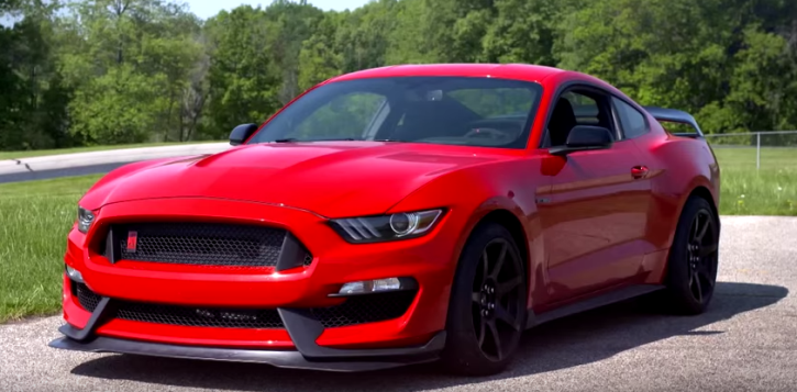 2016 mustang shelby gt350r test drive