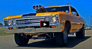 1967 chevy chevelle ss build