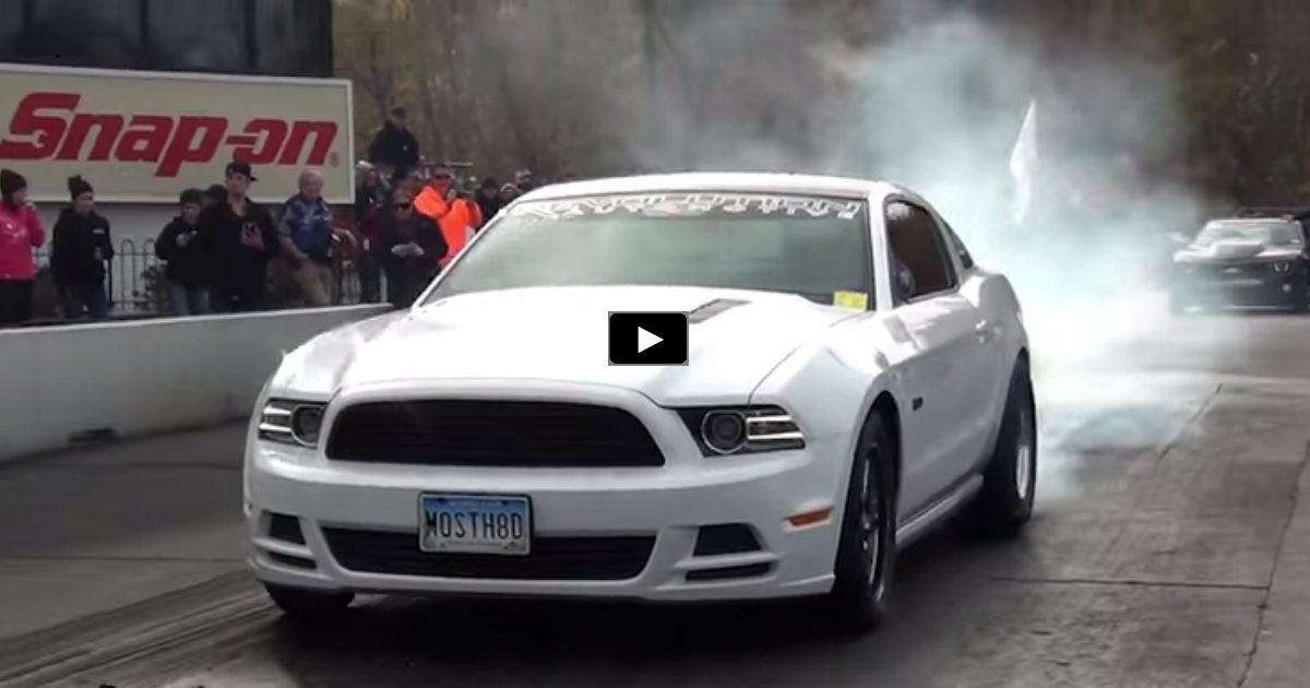blown 2014 mustang gt revolution automotive