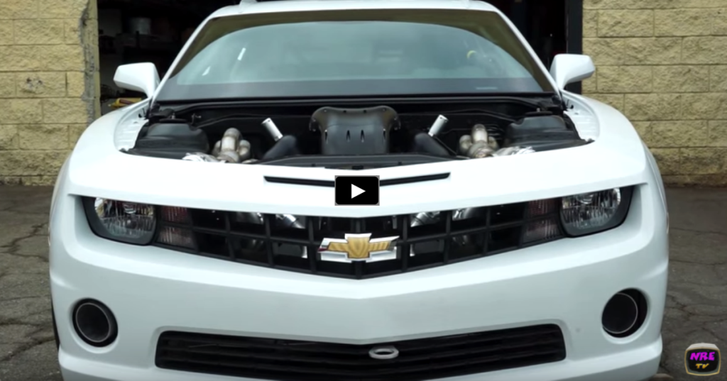 SICK 2500HP TWIN TURBO GEN 5 COPO CHEVY CAMARO  HOT CARS