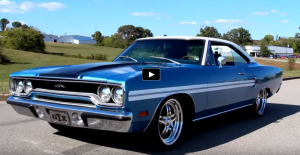 1970 plymouth satellite 440 gtx clone
