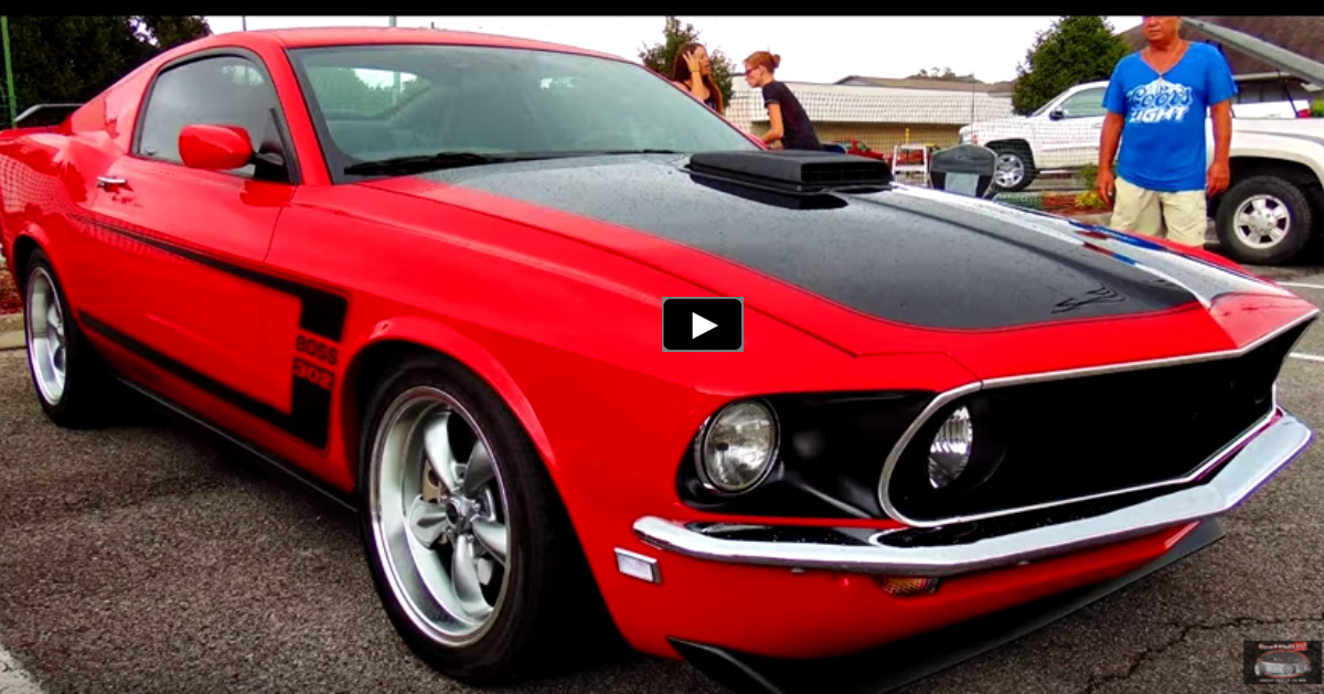 2007 mustang gt converted to 1969 mustang boss 302