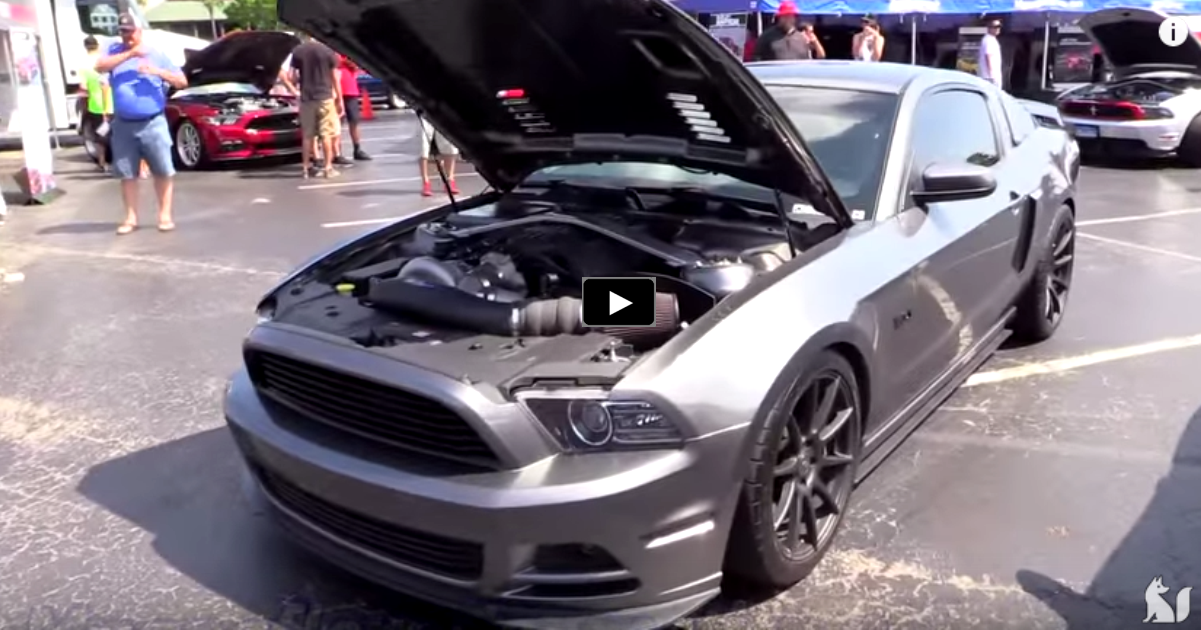 vortech supercharged 2013 ford mustang gt california special custom exhaust