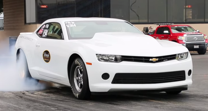 2015 chevy copo camaro clone killing it at rt66 hot cars. Cars Review. Best American Auto & Cars Review