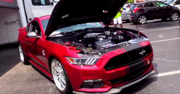 2015 shelby gt500 super snake clears its throat hot cars. Black Bedroom Furniture Sets. Home Design Ideas