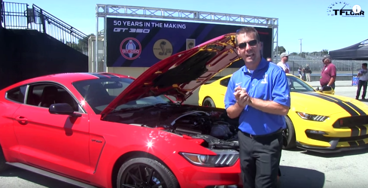 2016 mustang shelby gt350 vs shelby gt350r