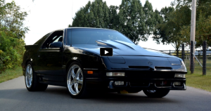 modified 1990 dodge hemi daytona rwd