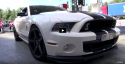 mustang shelby gt500 custom exhaust