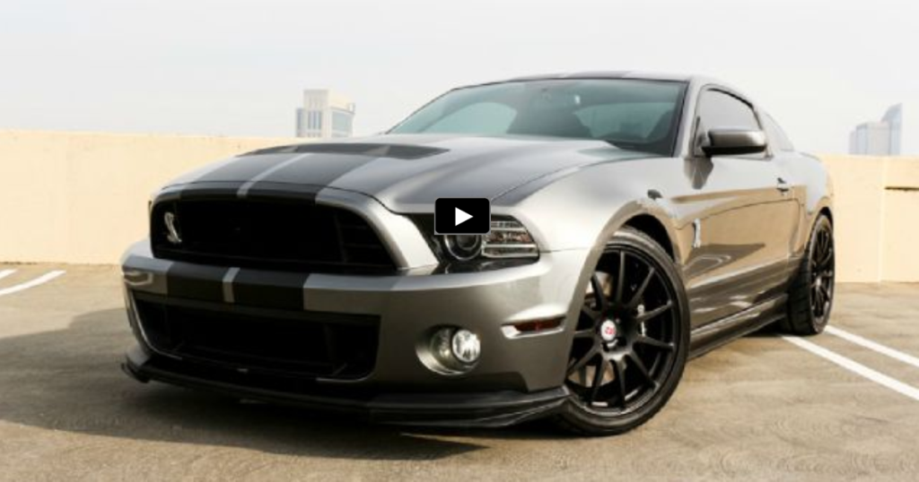 mean 800hp supercharged mustang shelby gt500 hot cars. Black Bedroom Furniture Sets. Home Design Ideas