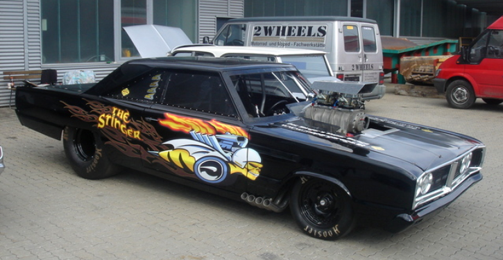 1400hp blown 1966 dodge coronet the stinger