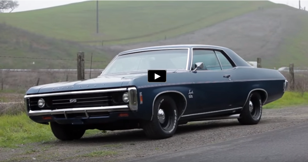 1969 CHEVY IMPALA | STORY OF ONE TRUE MUSCLE CAR | HOT CARS