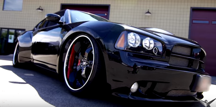 kindig it design wide body 2006 charger